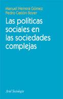 LAS POLITICAS SOCIALES EN LAS SOCIEDADES COMPLEJAS
