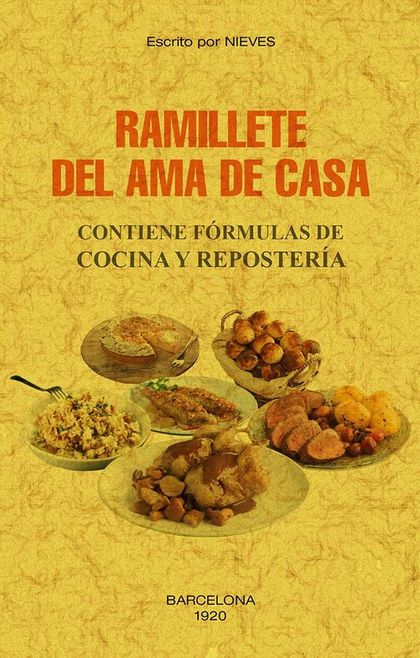 RAMILLETE DEL AMA DE CASA.