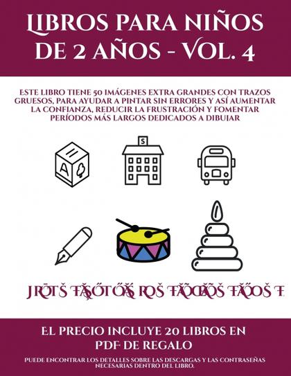 35. LOS MEJORES LIBROS PARA BEBÉS (LIBROS PARA NIÑOS DE 2 AÑOS - VOL. 4)