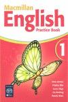MACMILLAN ENGLISH 1 PRACTICE.