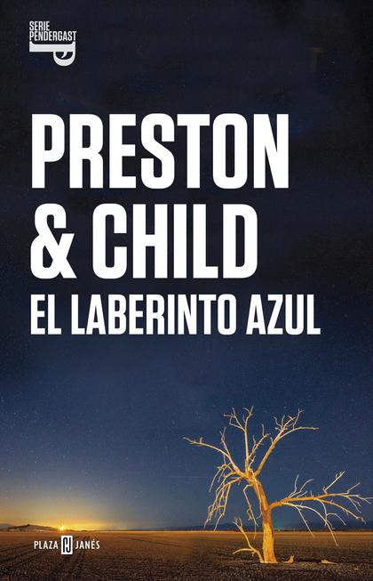EL LABERINTO AZUL (INSPECTOR PENDERGAST 14).