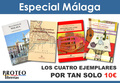 OFERTA SARRIA LIBROS DE MALAGA