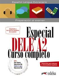 ESPECIAL DELE A2. CURSO COMPLETO. EDICIÓN 2020.