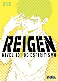 REIGEN, NIVEL 131 DE ESPIRITISMO 01