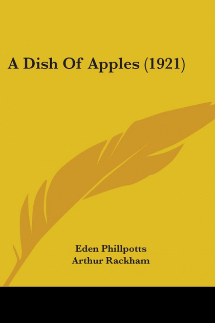 A DISH OF APPLES (1921)