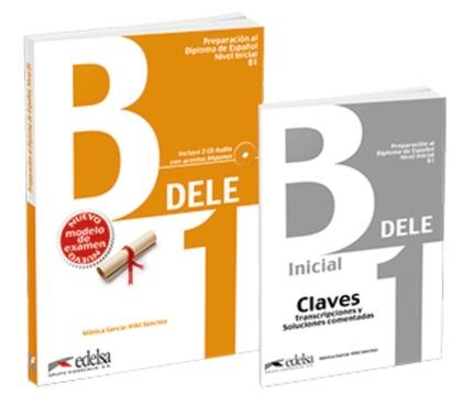 PACK DELE B1 (LIBRO + CLAVES). EDICIÓN 2020.