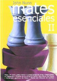 MATES ESENCIALES II.