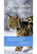 ¿QUÉ HUELLA DE ANIMAL ES ESTA?.