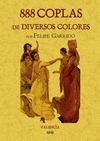 888 COPLAS DE DIVERSOS COLORES