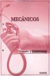 MECÁNICOS DE SERVICIOS SANITARIOS. TEMARIO Y CUESTIONARIOS.