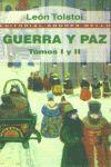 GUERRA Y PAZ 2VOLS