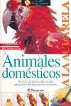 ANIMALES DOMÉSTICOS A LA ACUARELA.