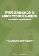 MANUAL DE INTRODUCCIÓN AL ANÁLISIS CONTABLE DE LA EMPRESA: ORIENTACION