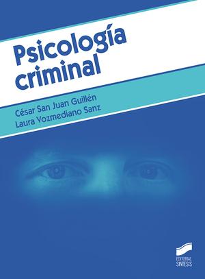 PSICOLOGÍA CRIMINAL.