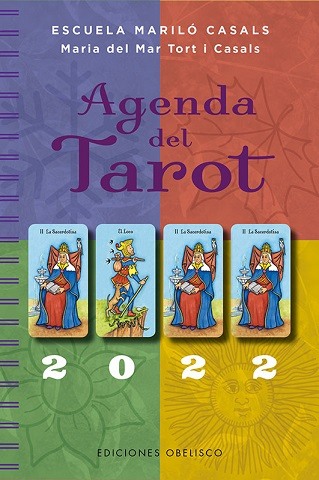2022 AGENDA DEL TAROT.