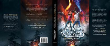 WITCH AND WIZARD. LA MAGIA DEL FUEGO.