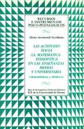 ACTITUDES HACIA MATEMATICA ESTADISTICAS ENSEÑANZAS MEDIAS Y UNIVERSITA