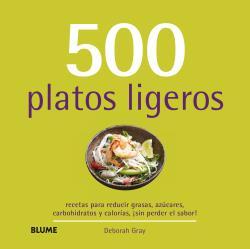 500 PLATOS LIGEROS.