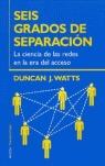 SEIS GRADOS DE SEPARACIÓN: LA CIENCIA DE LAS REDES EN LA ERA DEL ACCES