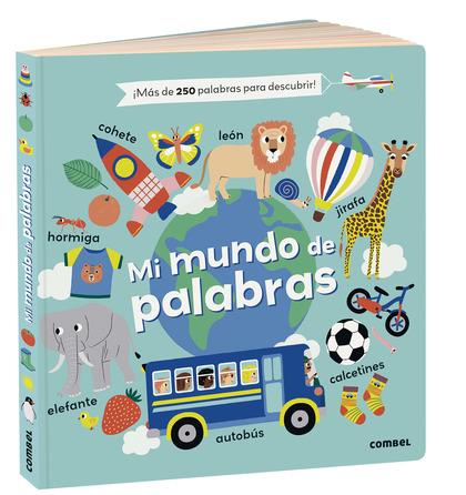 MI MUNDO DE PALABRAS.