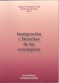 INMIGRACIÓN Y DERECHOS DE LOS EXTRANJEROS