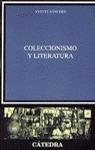 Coleccionismo y literatura