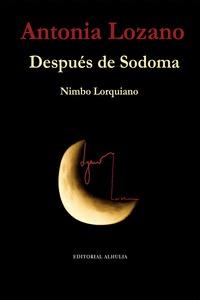 DESPUÉS DE SODOMA NIMBO LORQUIANO