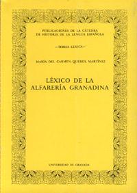 LEXICO DE LA ALFARERIA GRANADINA