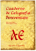 CUADERNO DE CALIGRAFÍA (BENEVENTAN)