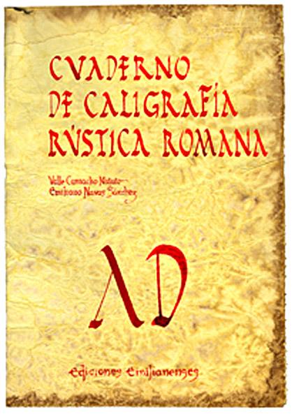 CUADERNO DE CALIGRAFÍA (RÚSTICA ROMANA)