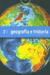 GEOGRAFÍA E HISTORIA 1º ESO.
