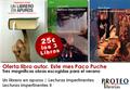 OFERTA LIBROS PACO PUCHE