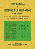 CURSO ELEMENTAL DE INSTRUCCIÓN DE SORDO-MUDOS