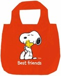 BOLSA PLEGABLE SNOOPY BEST FRIENDS