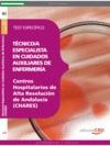 TÉCNICO-A ESPECIALISTA EN CUIDADOS AUXILIARES DE ENFERMERÍA, CENTROS HOSPITALARIOS DE ALTA RESO