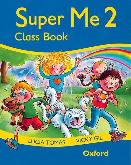 SUPER ME2 CLASS BOOK