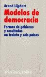 MODELOS DE DEMOCRACIA: FORMAS DE GOBIERNO Y RESULTADOS EN TREINTA Y SE