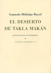 EL DESIERTO DE TAKLA MAKÁN: PROSAS Y ENSAYOS