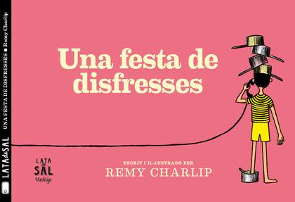 UNA FESTA DE DISFRESSES.