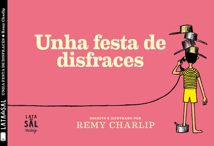 UNHA FESTA DE DISFRACES