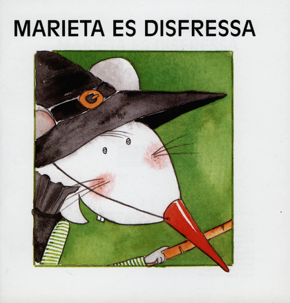 MARIETA ES DISFRESSA (MAYÚSCULAS)