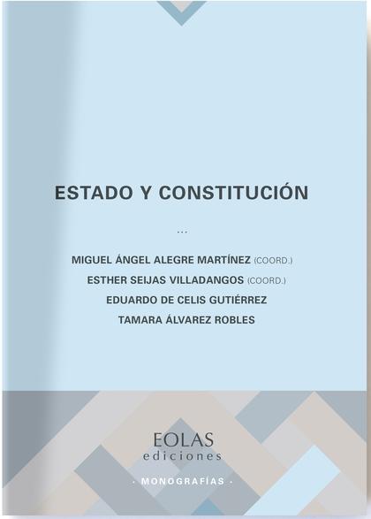 ESTADO Y CONSTITUCIÓN