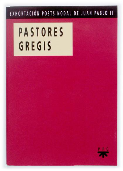DO.40 PASTORES GREGIS.