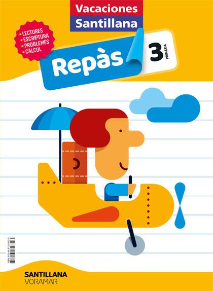 VACACIONES REPASO 3ºEP VALENCIA 2020