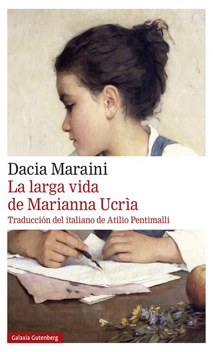 LA LARGA VIDA DE MARIANNA UCRÌA- 2020