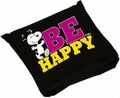 BOLSA PLEGABLE SNOOPY BE HAPPY