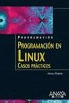 Programación en Linux. Casos prácticos