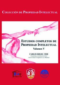 ESTUDIOS COMPLETOS DE PROPIEDAD INTELECTUAL V