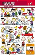 STICKERS PEANUTS - PACK 6