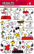 STICKETS SNOOPY PEANUTS - PACK 6